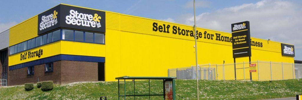 storage unit in bournemouth