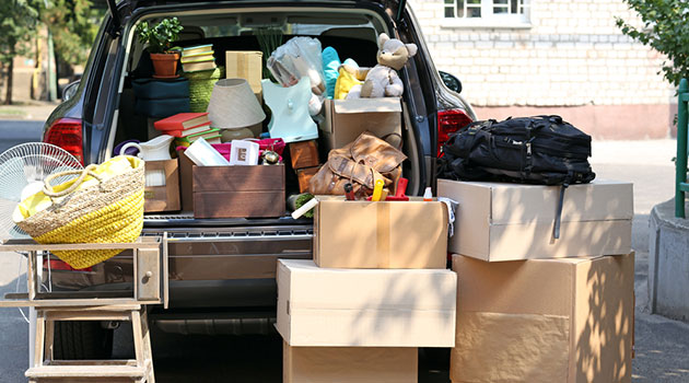 Moving House: things to consider when downsizing