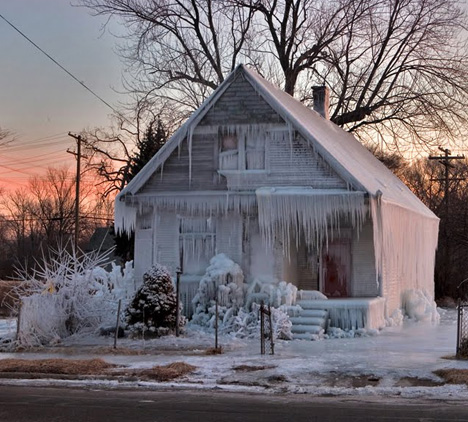 Looking after your home in cold weather