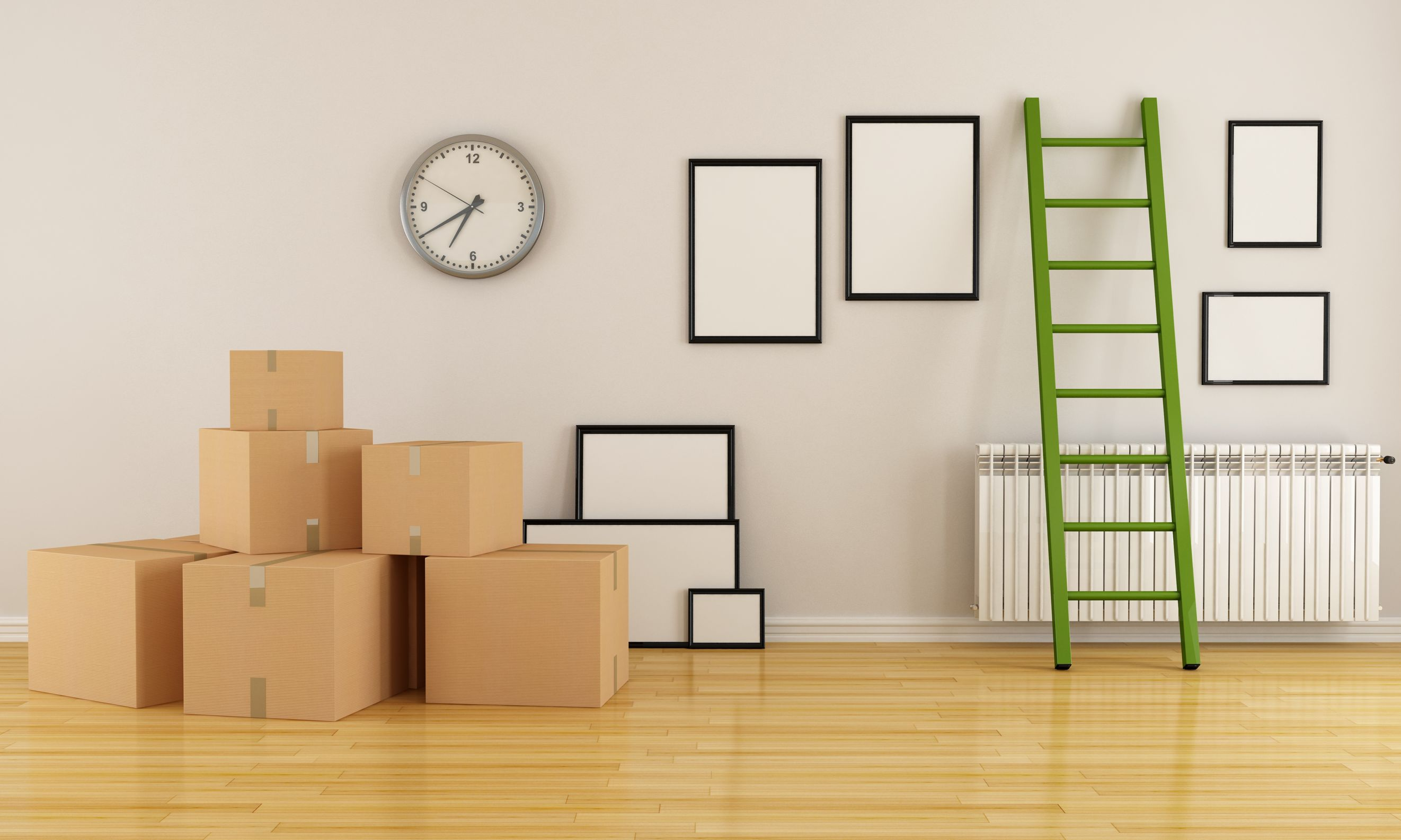 How To Prepare For Moving Home At Short Notice