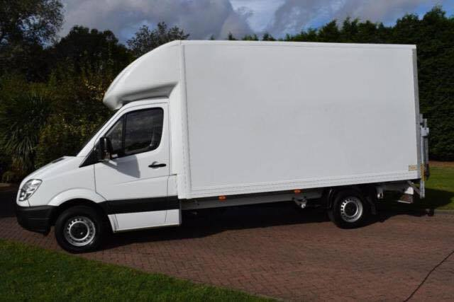 luton van for removals