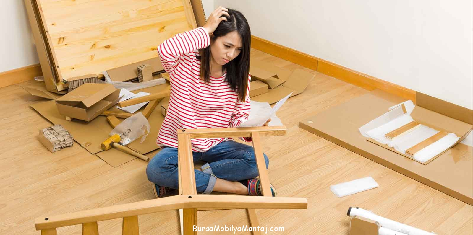 Dismantling and Assembling Home and Office Furniture